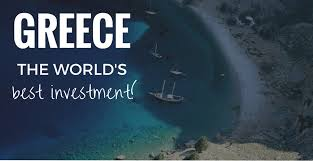 Why invest in Greece 2018